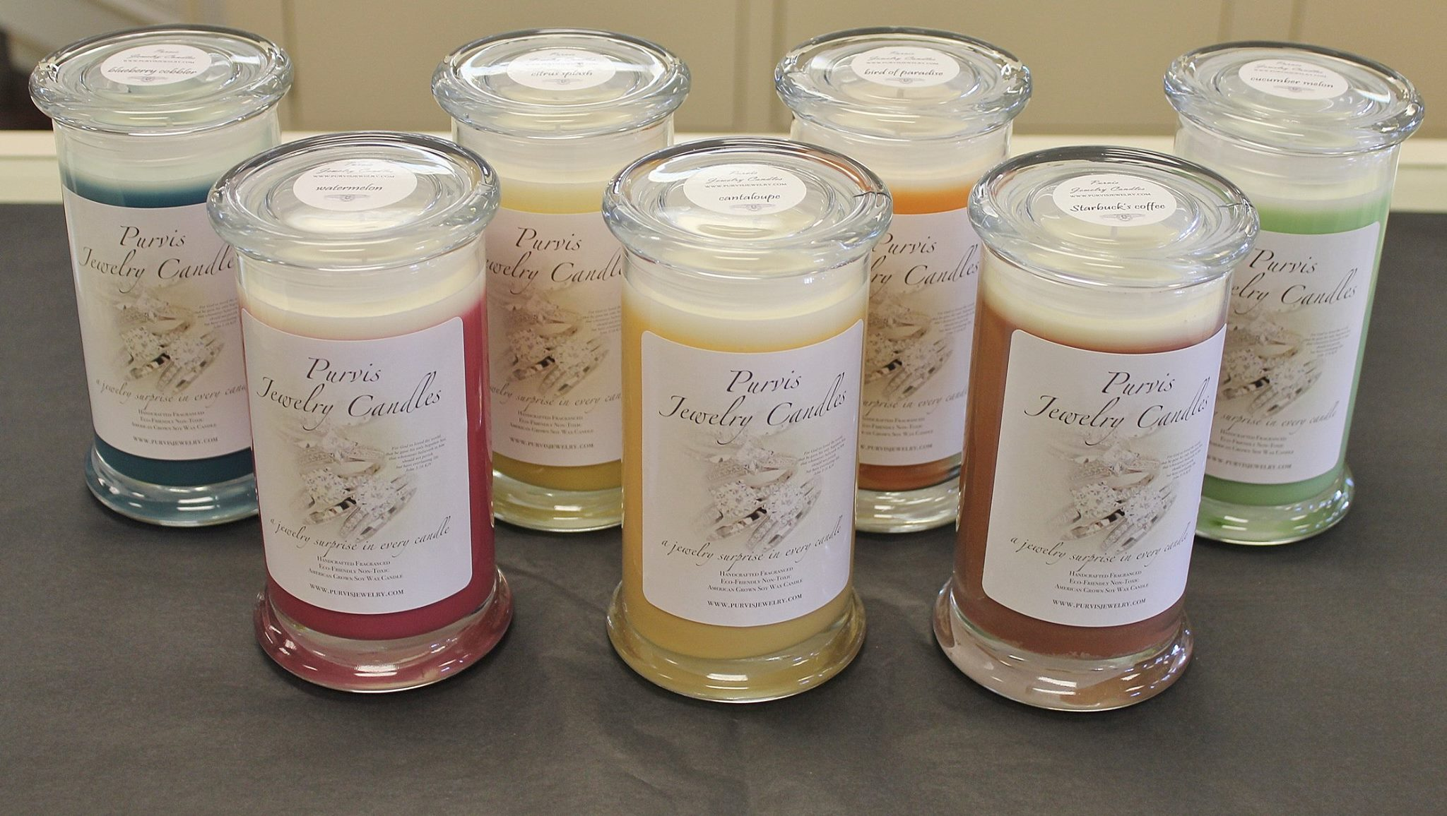 Purvis Jewelry Candles Candle Levels Ring Value Locations